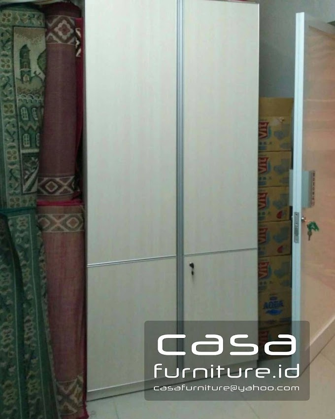 Lemari Dapur Kaca Aluminium | Ide Rumah Minimalis