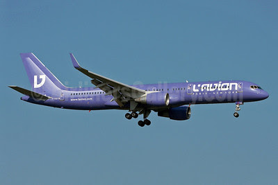 L'Avion Boeing 757-230 WL F-HAVN (msn 25140) FRA (Arnd Wolf). Image: 904663.