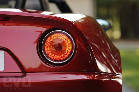 Alfa Romeo Rear Lights