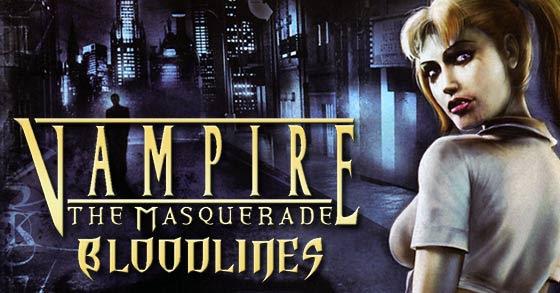 Vampire The Masquerade Bloodlines Gets A Sequel Tgg