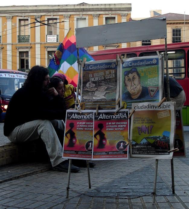 INFORMACIÓN: La pelea está en los medios que comunican