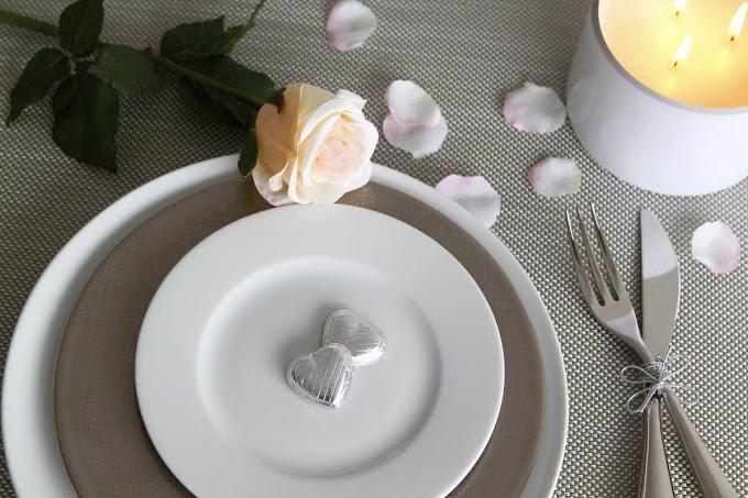 Το δείπνο για να περάσετε το βράδυ του Αγίου Βαλεντίνου