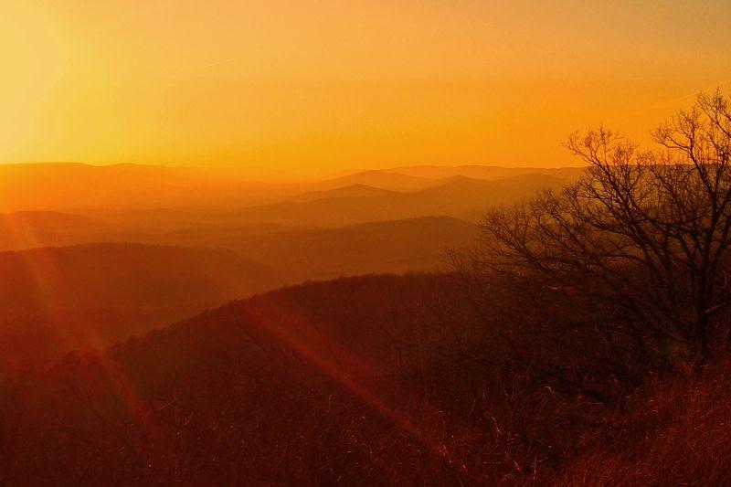 Talimena Sunset 2