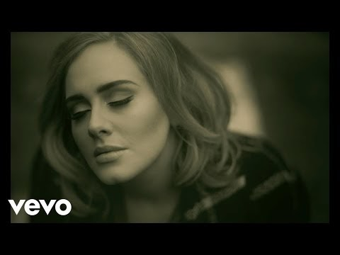Hello - Adele (Video and Lyrics)