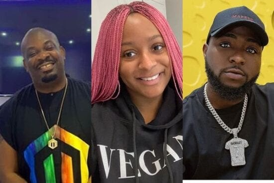 [NEWS]Don Jazzy, Zlatan & Davido React As DJ Cuppy & Her Sisters Get Ferrari Cars Worth 83 Million Naira Each