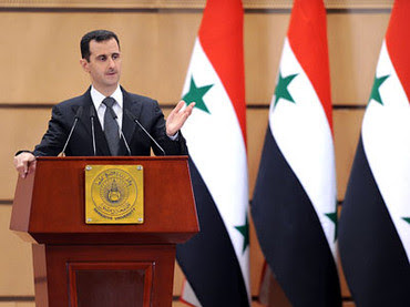 Syrian President Bashar al-Assad is under fire from the United States and its allies in the Middle East. The country has been under attack by Pentagon and NATO-backed rebels since February 2011. by Pan-African News Wire File Photos