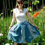 Loire Valley Skirt