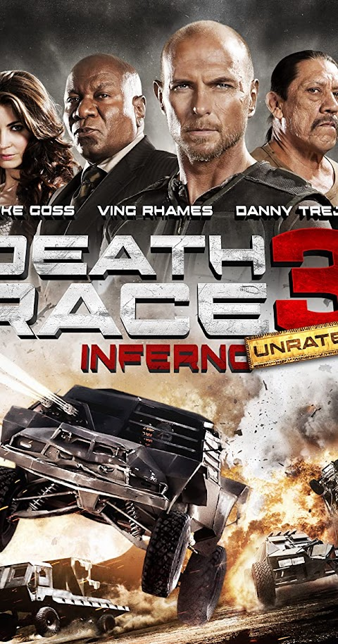 Death Race 3: Inferno (2013) 480p 720p 1080p BluRay Dual Audio (Hindi+English) Full Movie