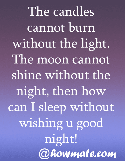 101 Good Night Quotes With Wishes Images Howmatecom