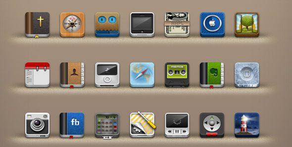Upojenie Icons