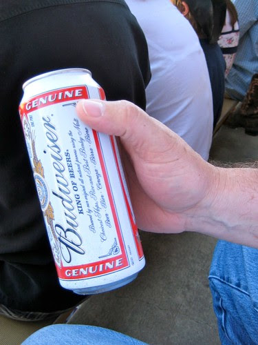 Yes, we drink this at the rodeo.