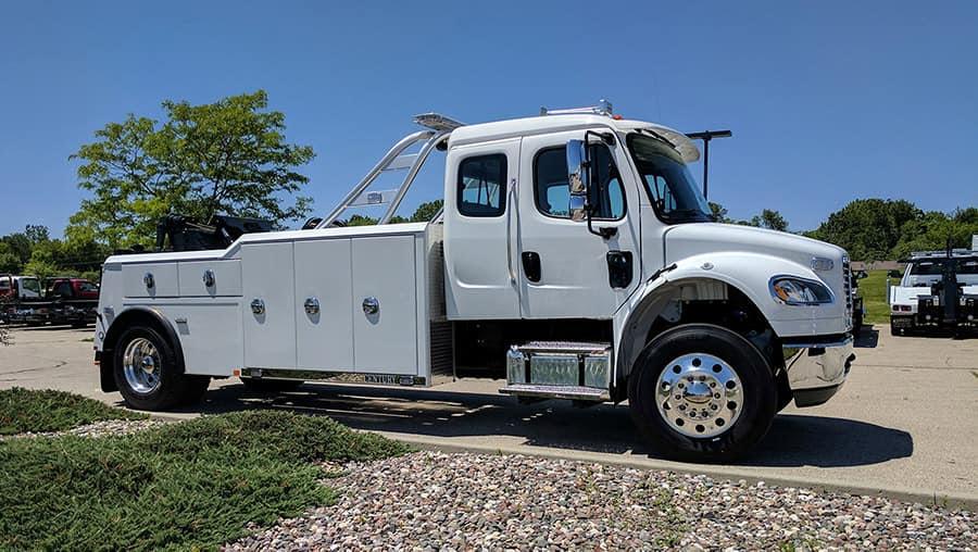 Miller Industries Tow Trucks By Lynch Truck Center