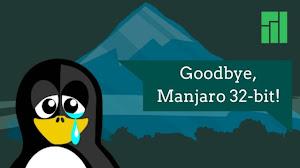 Il repository Manjaro32 rimosso dai mirrors di Manjaro
