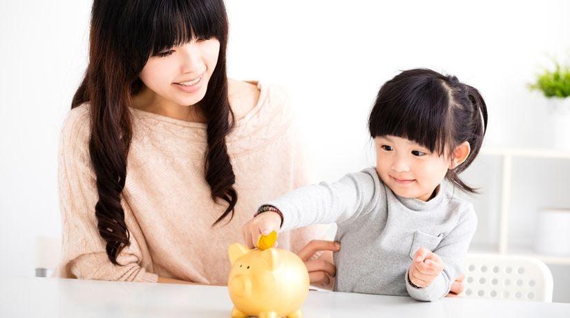Teach Little Kids About Money