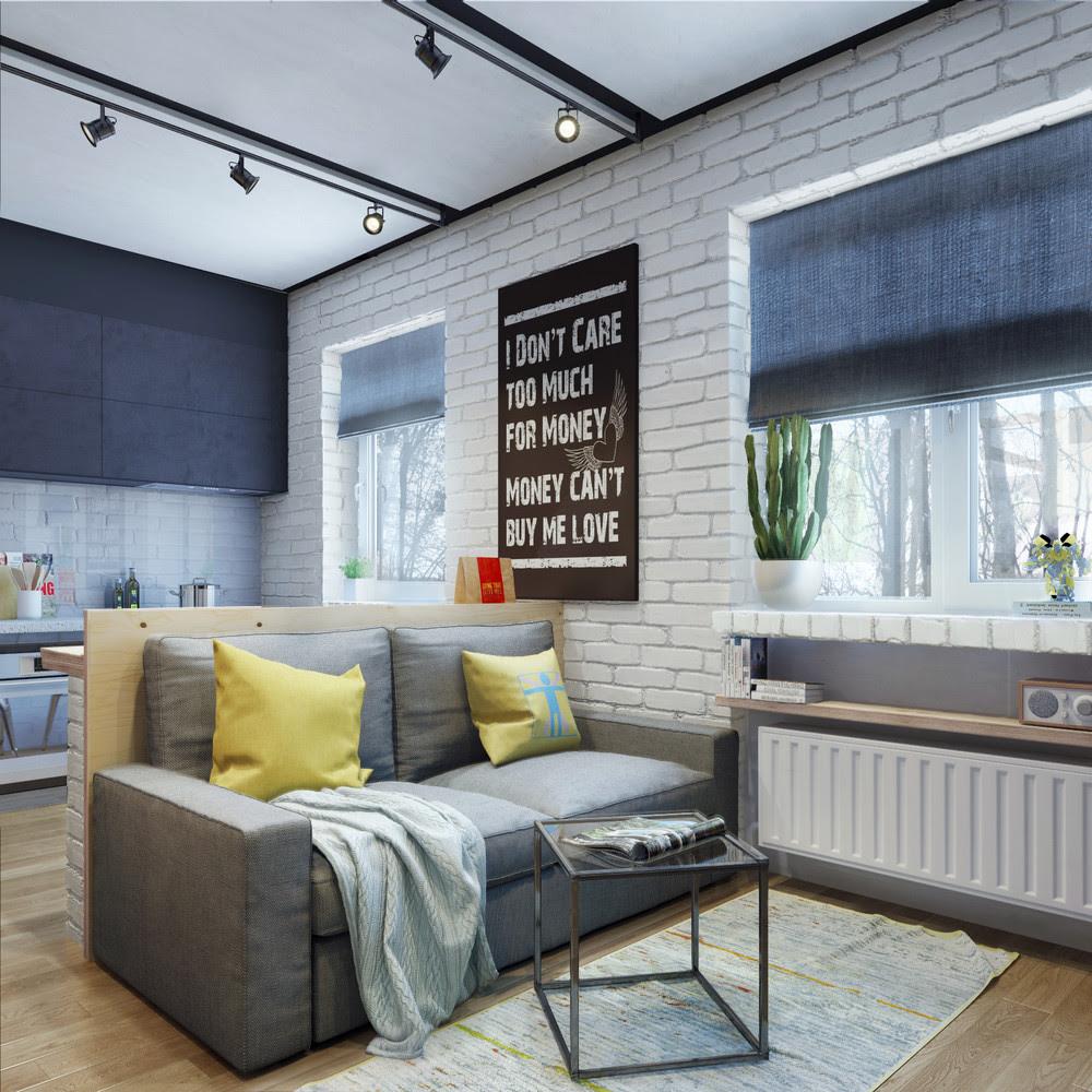 urban-apartment-ideasInterior Design Ideas.