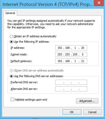 PC file sharing
