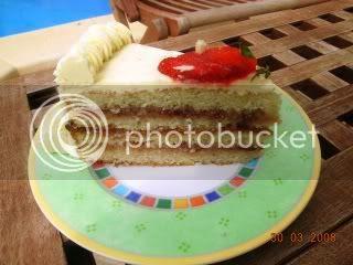 click to add titlea slice of cake