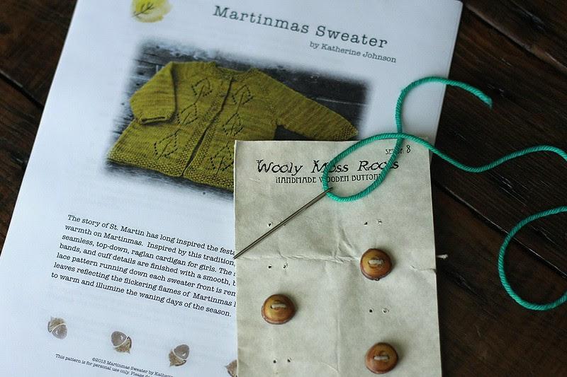 KCCO - Martinmas sweater