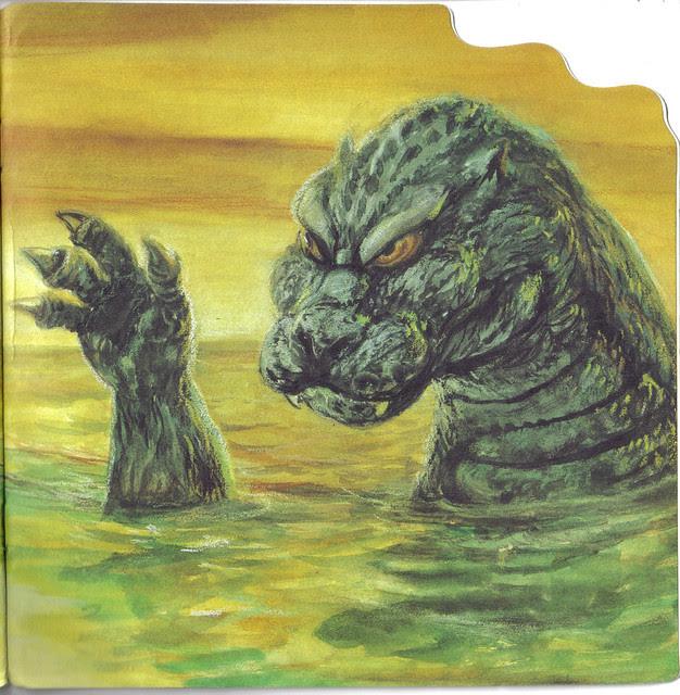 Godzilla likes to Roar! 14