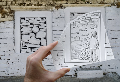 5405316467 41a5244b5d in Incredibly Creative Pencil Drawings vs Photography