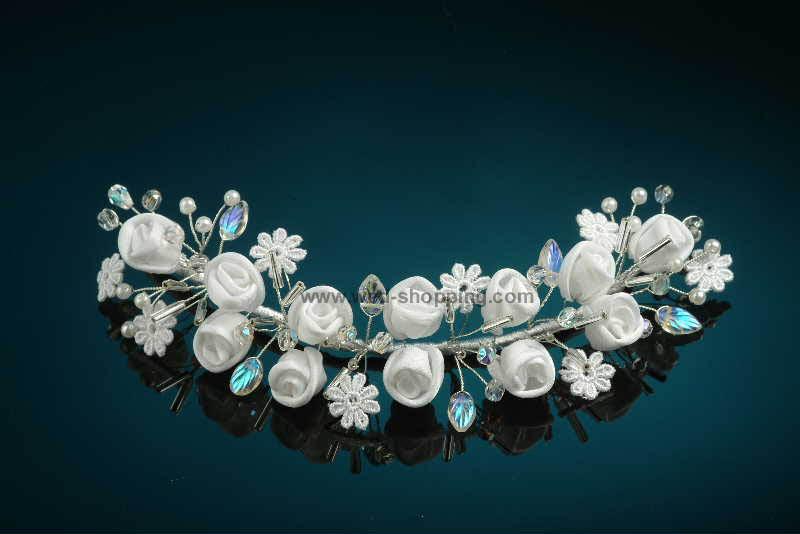 Fabric tiara S1047
