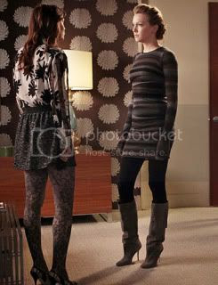 Gossip Girl Season 4 Episode 11 Fashion Style