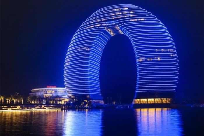 30 beaux bâtiments et lieux