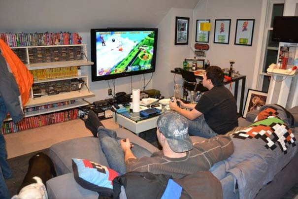 Δωμάτιο για Gaming (1)