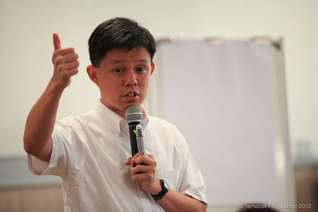 Image result for Chan Chun Sing
