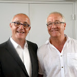 Yvetot (Seine-Maritime) : à deux, plus de 40 ans à l'école Cahan-Lhermitte
