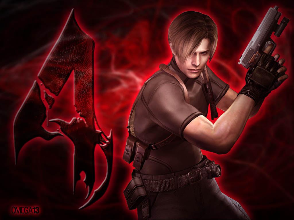 Rev Wall Resident Evil 4 Wallpaper 33549657 Fanpop