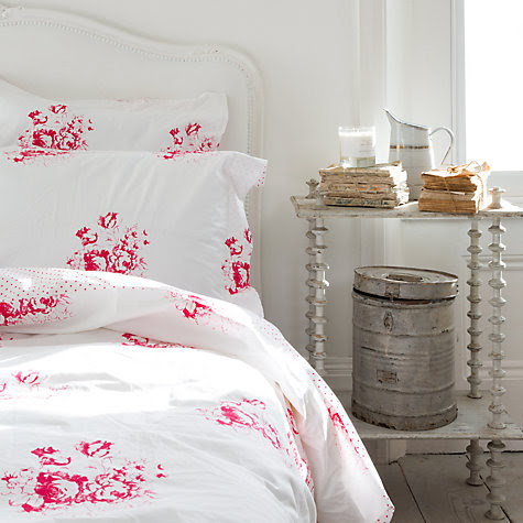 Cabbages and Roses Hatley duvet