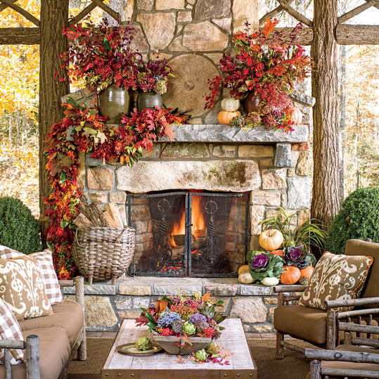 Decorating Alcove Above Fireplace Home Decor Photos Gallery