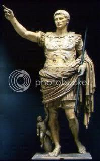 AugustusCaesar statue