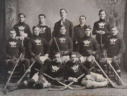 1903-04 Portage Lake Hockey Club
