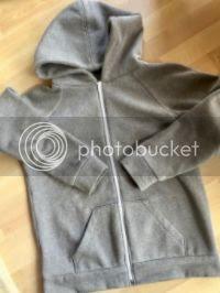 Grey McCalls 6614 Mens Hoodie