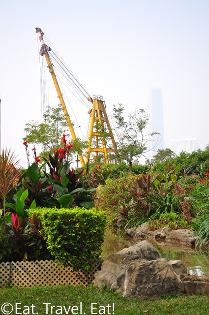 Landscape and Construction