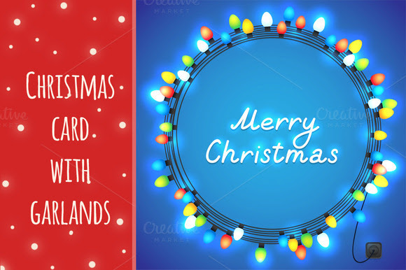 Editable Christmas Cards images