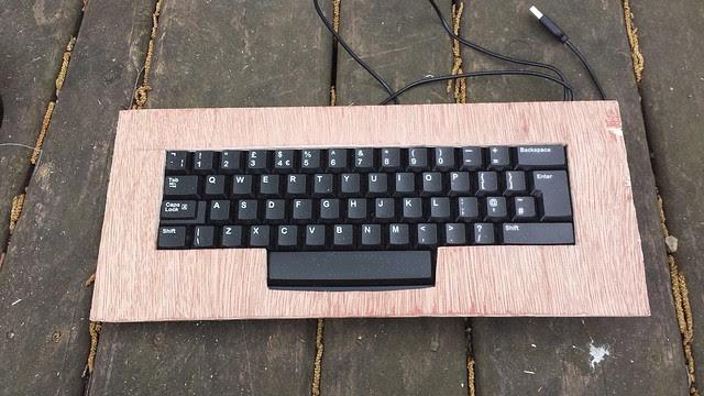Fortune Teller keyboard mount