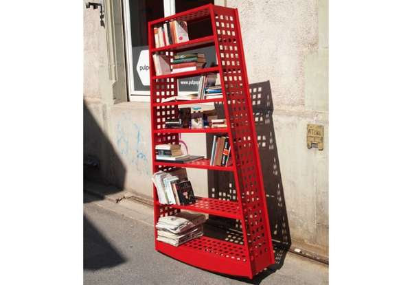 Literary Enticement - Modern libraries reflect the need for ...
