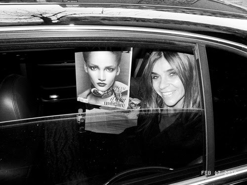Terry Richardson & Carine Roitfeld