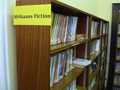 durban city library - afrikaans