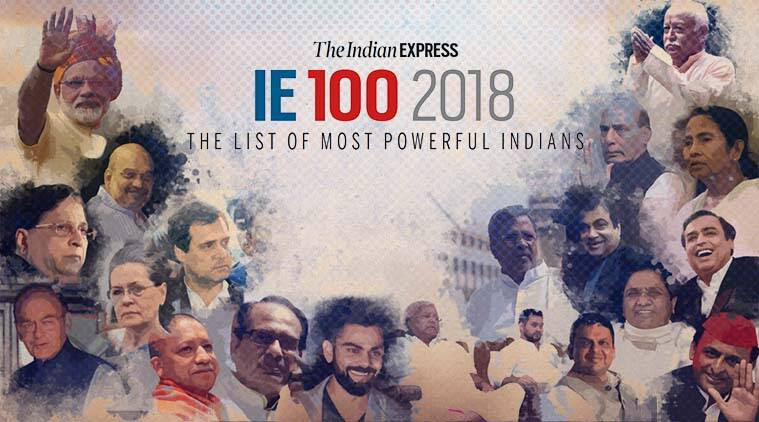 ie100: The List Of Most Powerful Indians