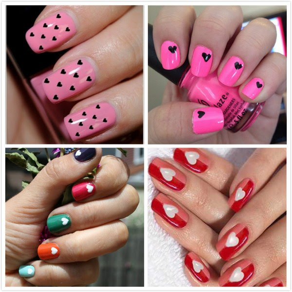 Colorful Nail Art Design For Short Nails Free Live Stats Nail And