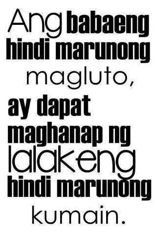Unique Funny Tagalog Quotes About Life And Love ...