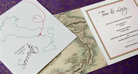 Printed antique maps of Italy