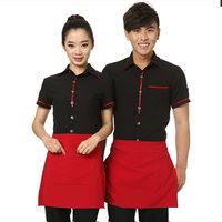 đồng phục quan cafe
