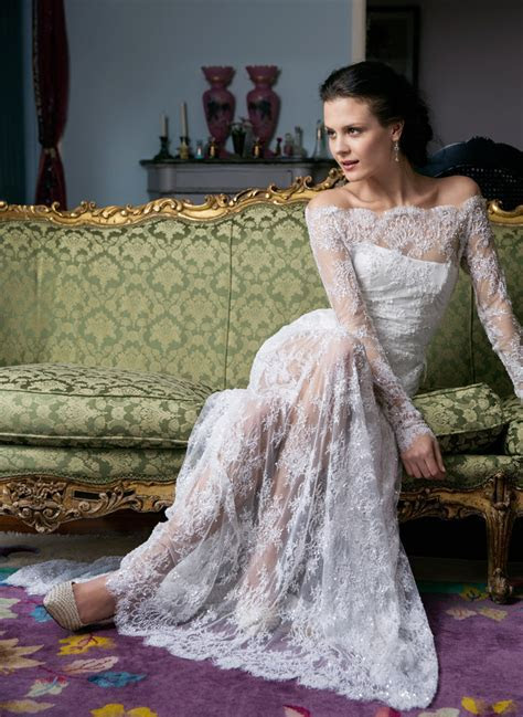 Bohemian Lace Wedding Dress   Anna Schimmel   NZ   Bridal