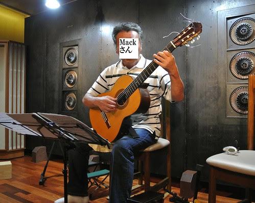 Mackさんのソロ 2012年9月29日 by Poran111
