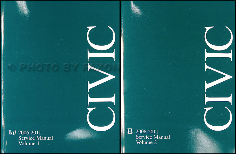 Honda Civic 1996 Repair Manual - Honda Civic